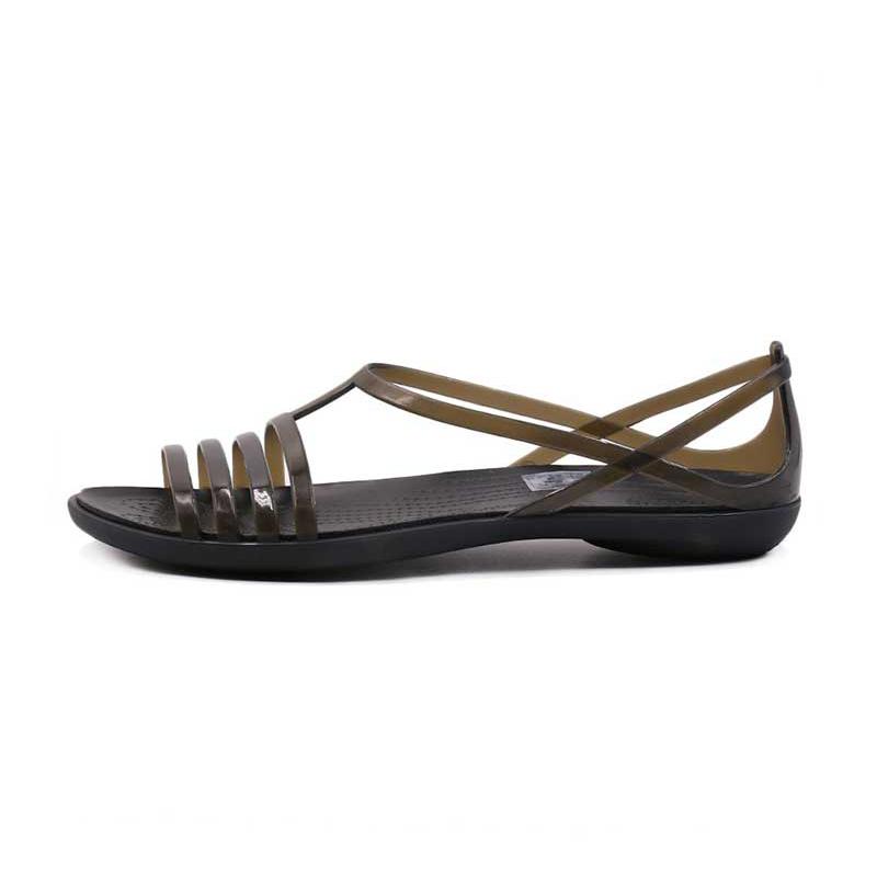 卡洛驰 Crocs 女子 伊莎贝拉夏日户外凉鞋沙滩鞋202465-6NS