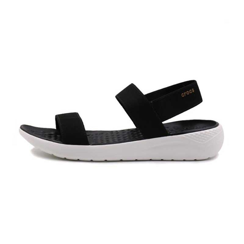 卡洛驰 Crocs 女子 户外运动凉鞋沙滩鞋205106-00J