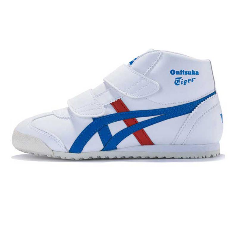 鬼冢虎 儿童 MEXICO Mid Runner TS运动鞋高帮休闲鞋1184A002-250 1184A002-100