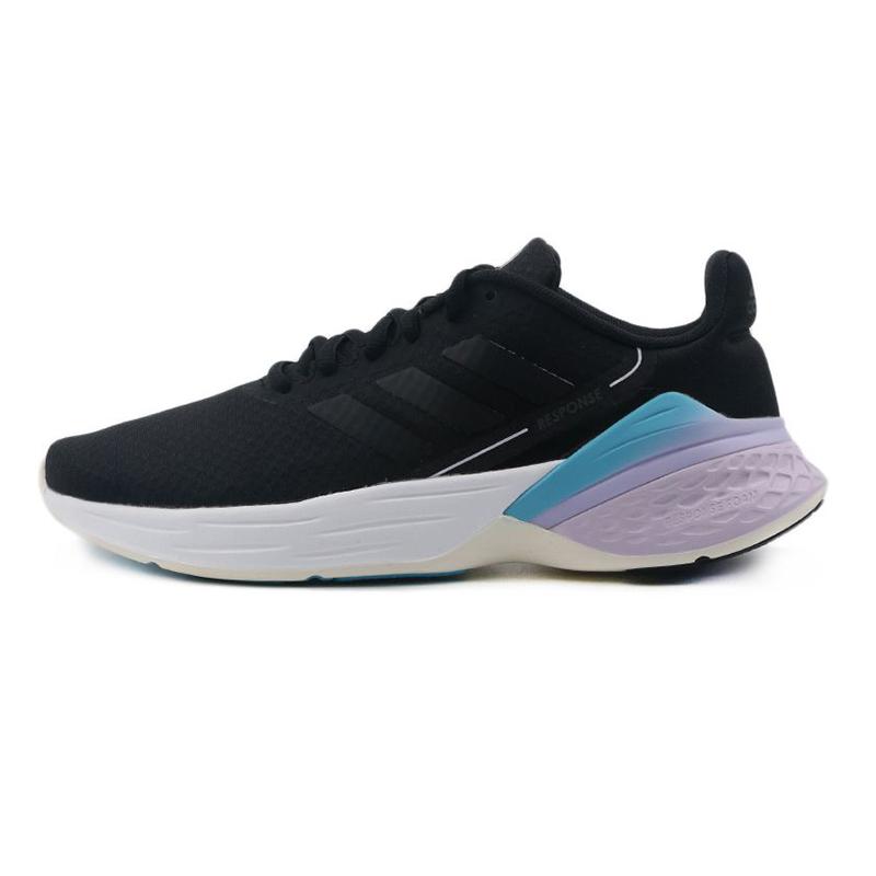阿迪达斯ADIDAS RESPONSE SR 女鞋 运动缓震透气休闲舒适耐磨跑步鞋 FX8914