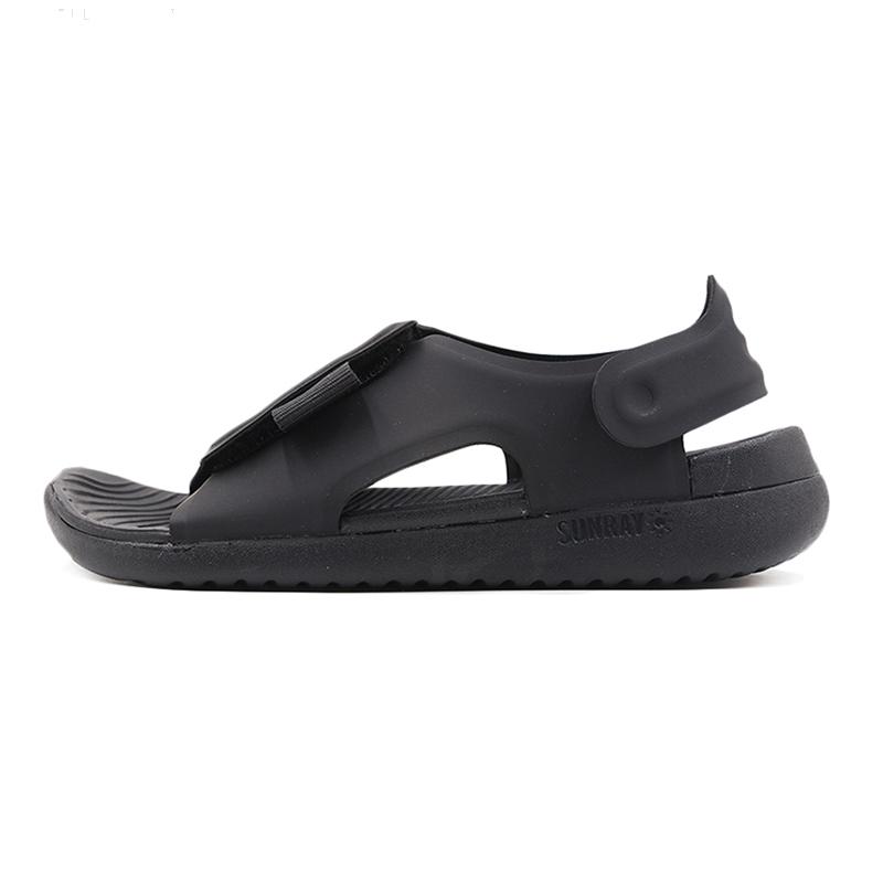 NIKE 耐克  男童 运动沙滩透气凉鞋AJ9076 AJ9076-001