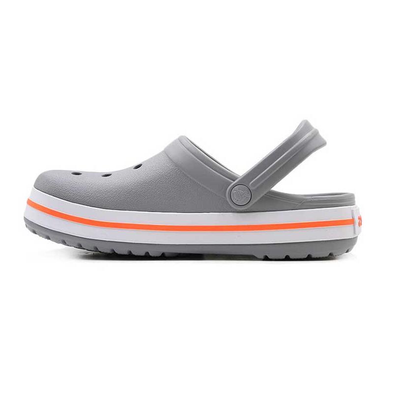 卡骆驰 Crocs 男女 卡骆班平跟沙滩鞋防滑凉鞋拖鞋洞洞鞋  11016-0FL
