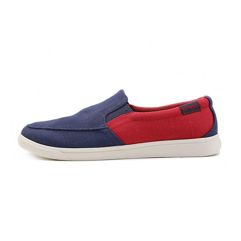 Crocs卡骆驰女鞋 夏季 运动舒适轻便休闲鞋板鞋帆布鞋204929-4CC