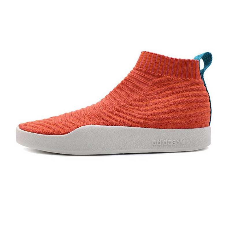 阿迪达斯三叶草男鞋女鞋Adilette PK Sock Summer休闲鞋CM8227