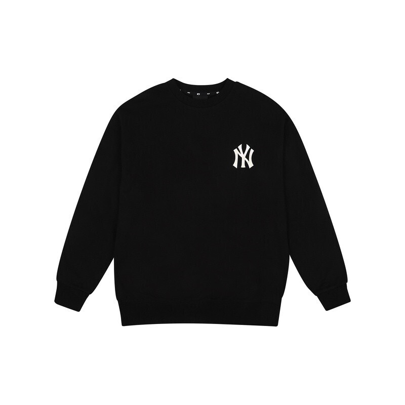 MLB 女装 休闲时尚潮流卫衣套头衫宽松舒适透气运动服 31MTE1-50L