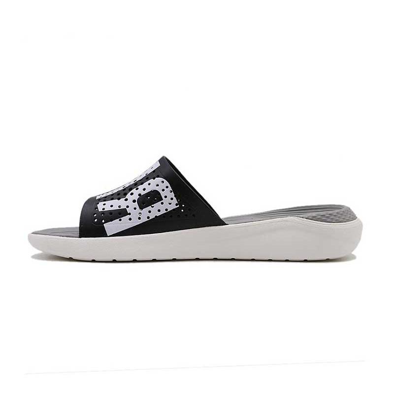 Crocs卡骆驰  中性 图案LOGO运动沙滩凉拖鞋 205562-066