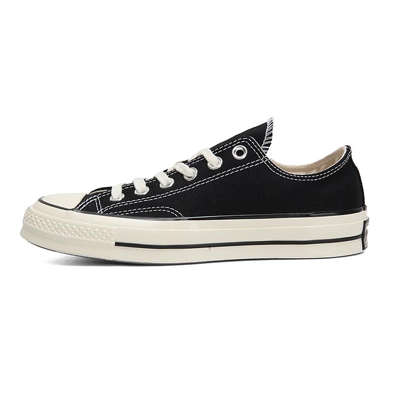 匡威 Converse 男鞋女鞋 1970S三星标低帮帆布鞋橄榄绿休闲百搭情侣休闲鞋板鞋帆布鞋 162058