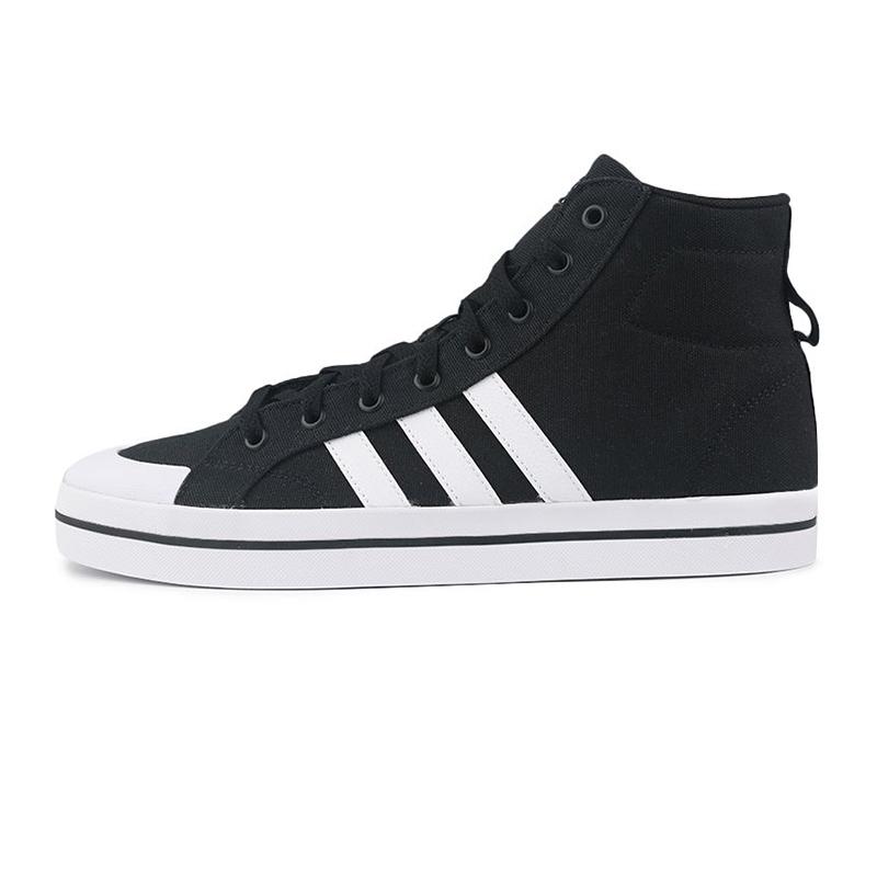 阿迪生活Adidas NEO 男鞋 运动高帮透气休闲鞋 FX9064