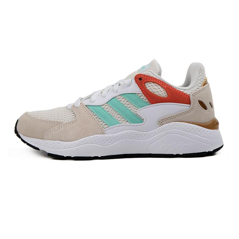 阿迪生活Adidas NEO CRAZYCHAOS 女鞋 运动鞋缓震透气舒适耐磨跑步鞋休闲鞋 FX3573