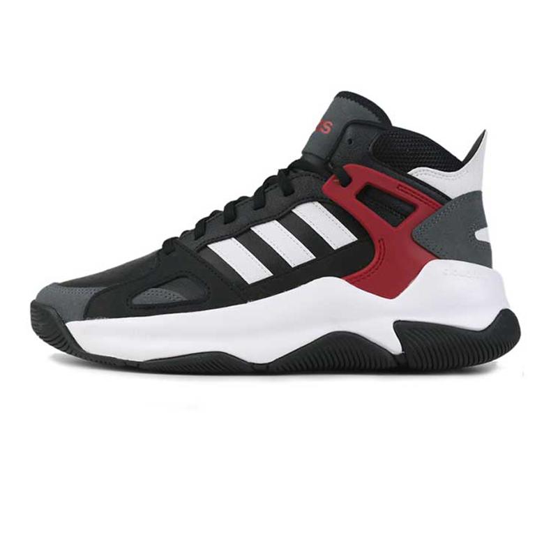阿迪生活 Adidas NEO STREETSPIRIT 男子 防滑耐磨舒适时尚休闲鞋板鞋 EE9982