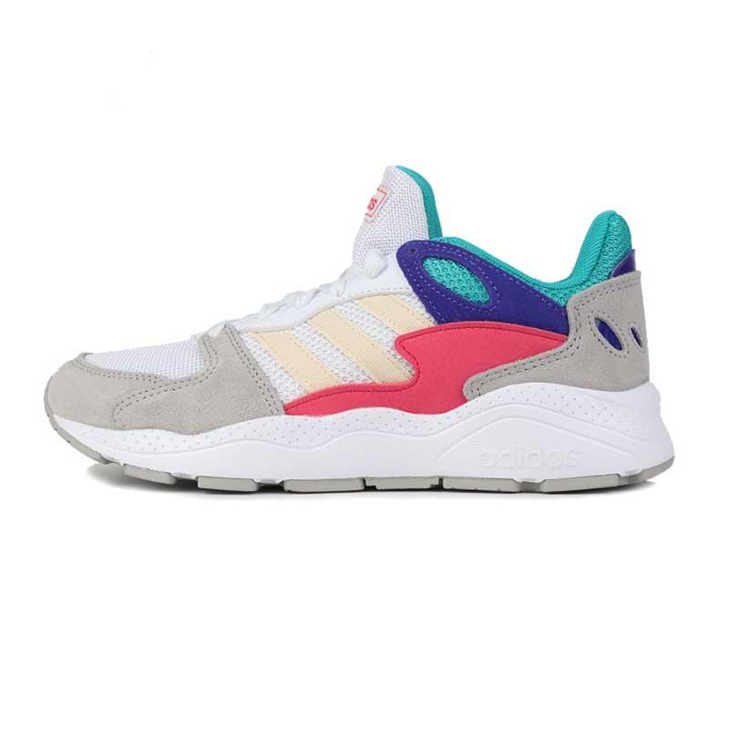 阿迪生活 Adidas NEO CHAOS 女子 休闲透气轻便休闲鞋慢跑鞋 EF9231