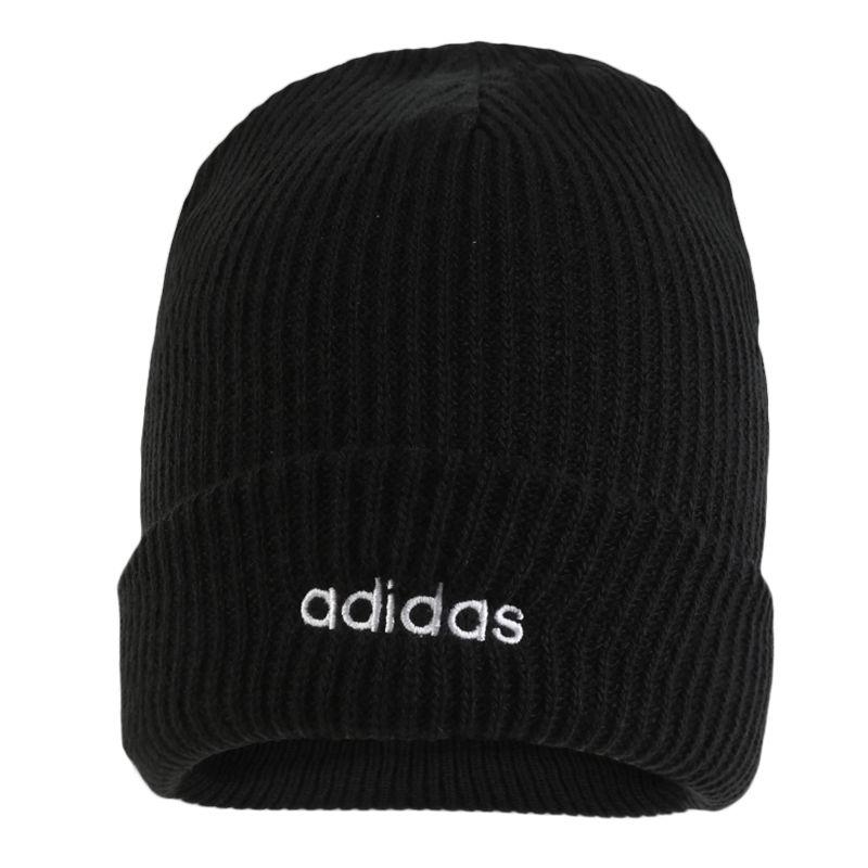 阿迪达斯生活Adidas NEO CLSC BEANIE 男女 户外休闲帽毛线帽 GE1248