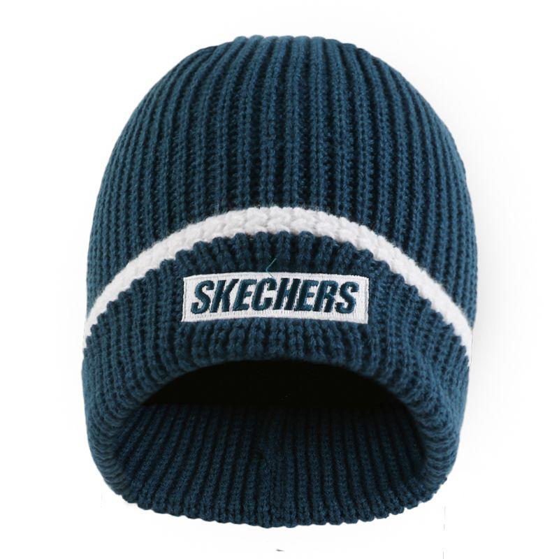 斯凯奇SKECHERS 女子 针织保暖毛线运动帽 L420U020-00H1