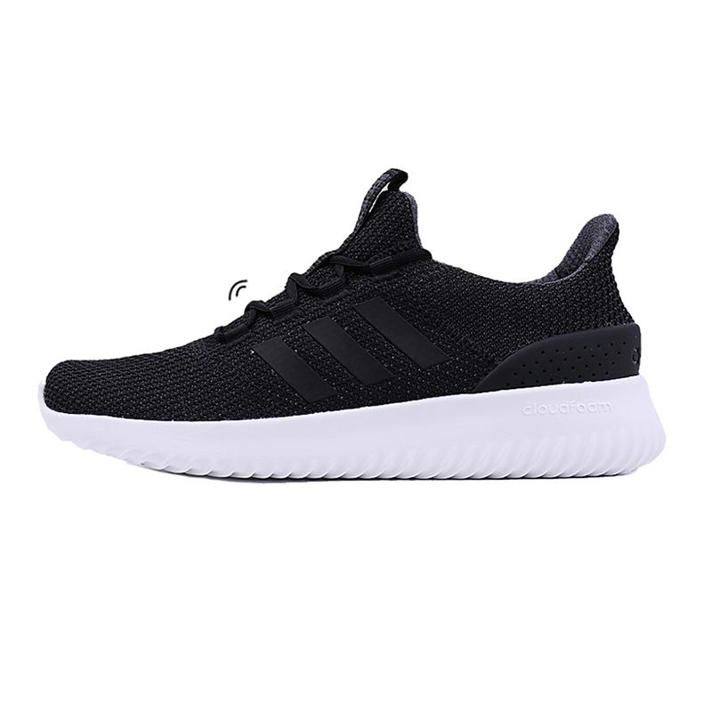 Adidas阿迪达斯NEO男鞋 秋季 网面透气耐磨跑步鞋休闲板鞋CG5728