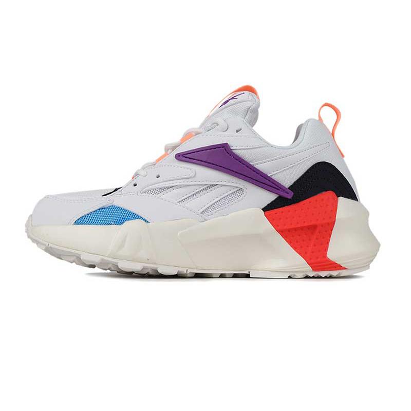 锐步 女子 运动休闲鞋低帮系带轻便透气跑步鞋 DV8171