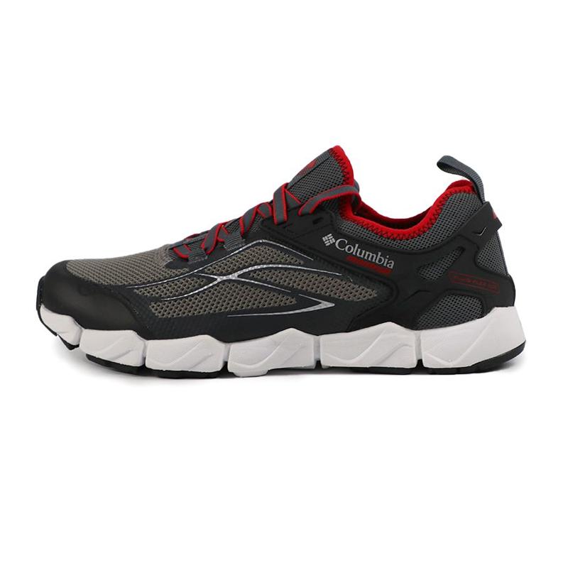 哥伦比亚 男鞋 户外专业轻盈透气缓震耐磨越野跑鞋 DM2069008