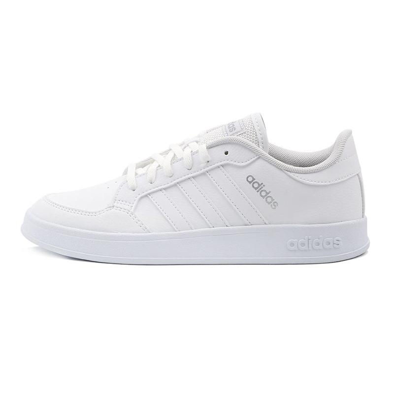 阿迪达斯ADIDAS BREAKNET 女鞋 运动低帮训练网球鞋 FX8725