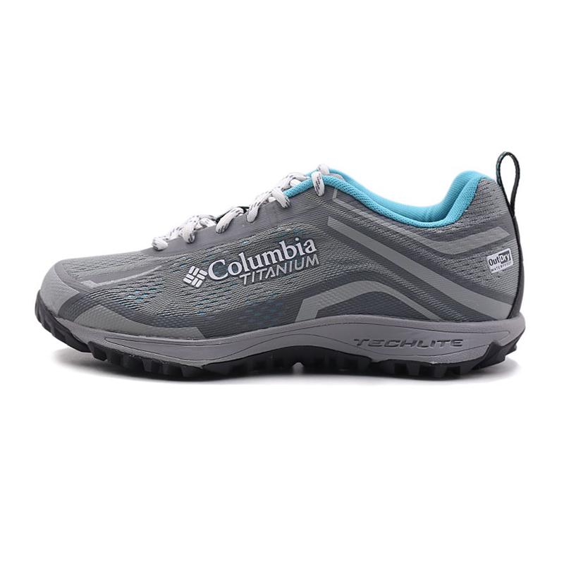 哥伦比亚 Columbia 女鞋 防水轻盈缓震徒步鞋 DL2086036