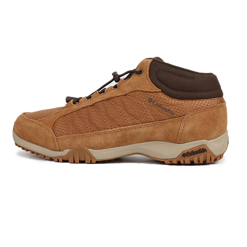 哥伦比亚 Columbia 男鞋 2019春季新款户外运动鞋越野耐磨透气徒步鞋 DM0129012