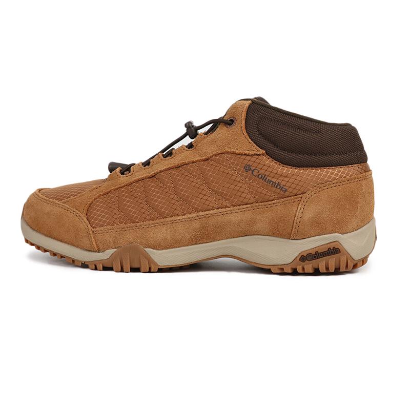 哥伦比亚 Columbia  男鞋 户外运动鞋越野耐磨透气徒步鞋 DM0129286