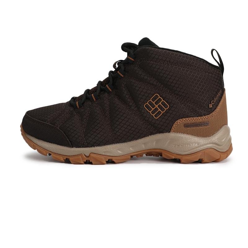 哥伦比亚 Columbia 男子 舒适时尚户外旅游登山徒步鞋子YM3033287
