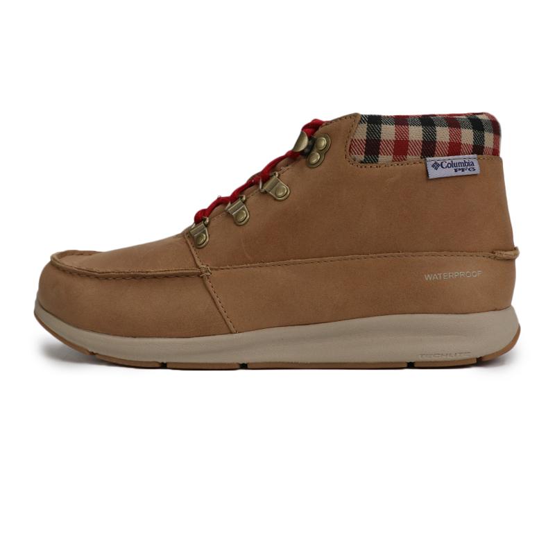 哥伦比亚 Columbia 男子 复古时尚耐磨舒适透气板鞋休闲鞋 BM5982212