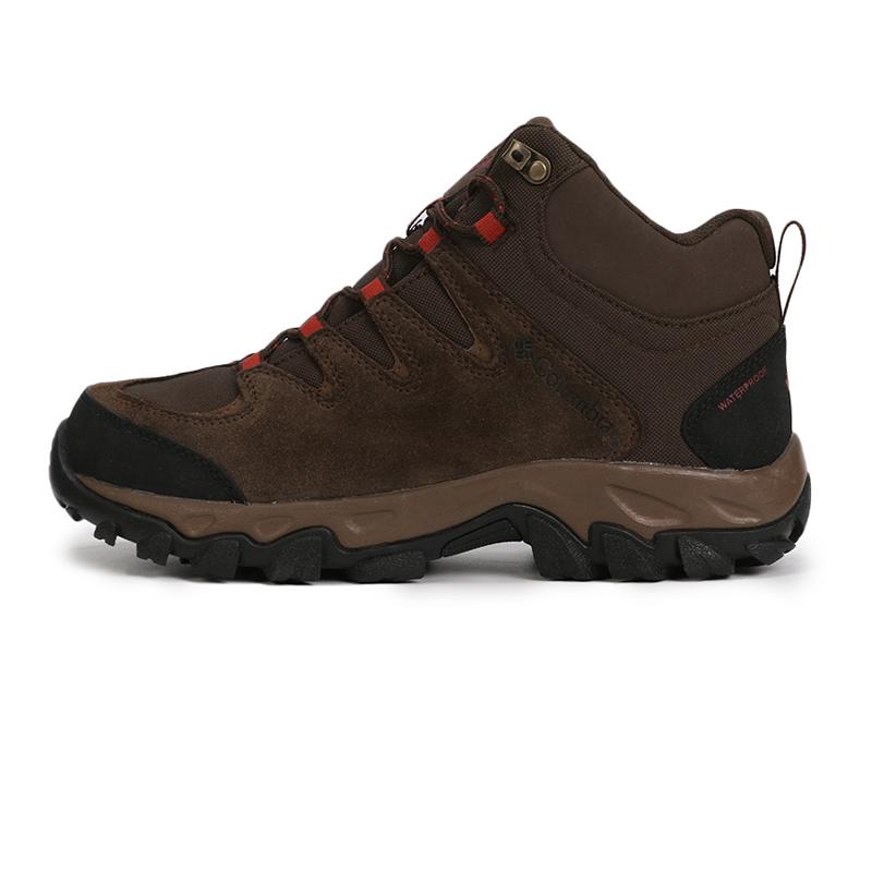哥伦比亚 Columbia 男子 户外运动鞋越野耐磨透气慢跑鞋徒步鞋 BM5527231