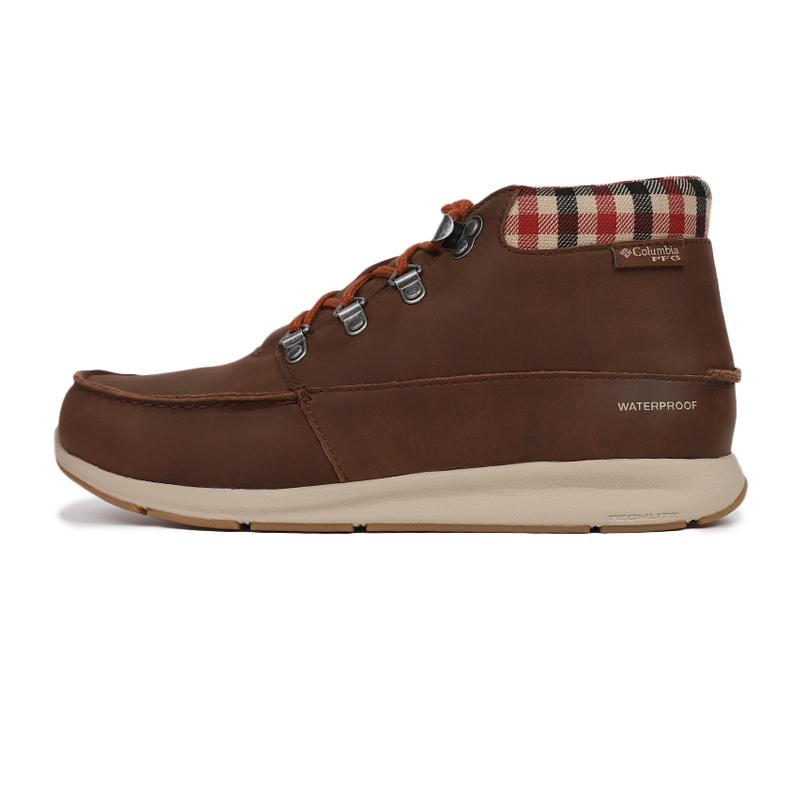 哥伦比亚 Columbia 男鞋 高帮鞋子户外鞋运动鞋耐磨休闲鞋 BM5982256