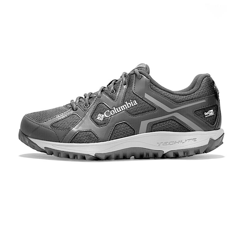 Columbia 哥伦比亚 男子  运动户外舒适透气轻便耐磨徒步鞋登山鞋DM2071010