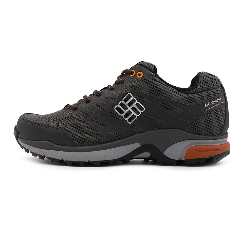 Columbia哥伦比亚男鞋 秋季 户外运动登山舒适缓震耐磨低帮徒步鞋DM2015024