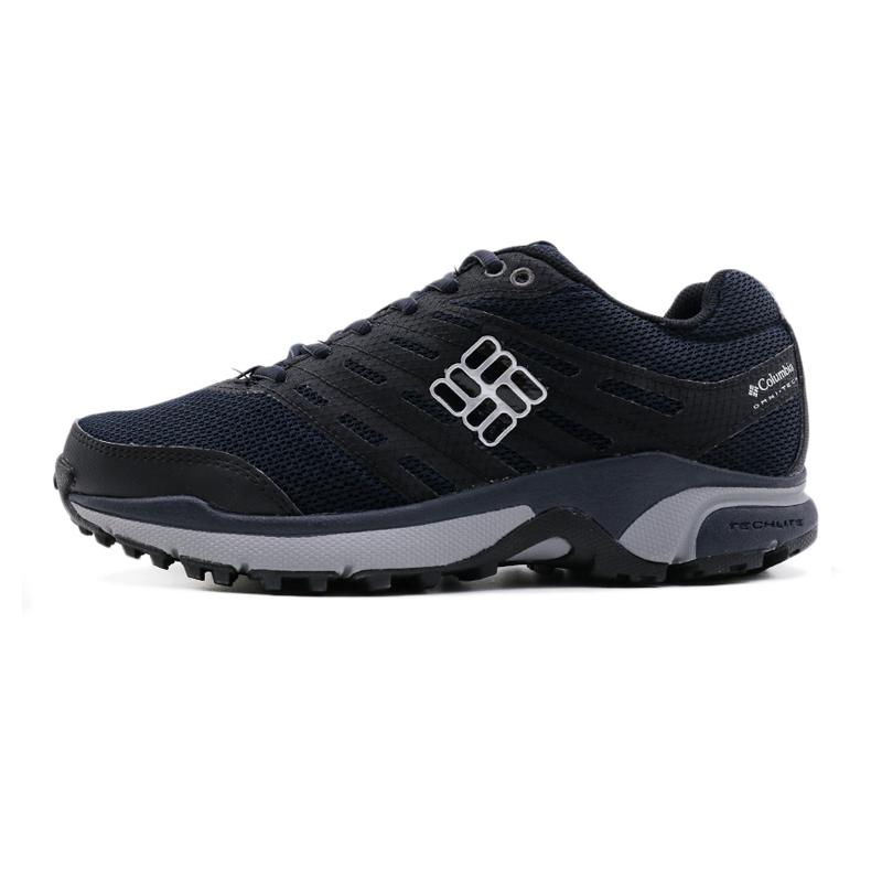 Columbia哥伦比亚男鞋 18秋季 运动休闲户外防水缓震徒步鞋DM2015010