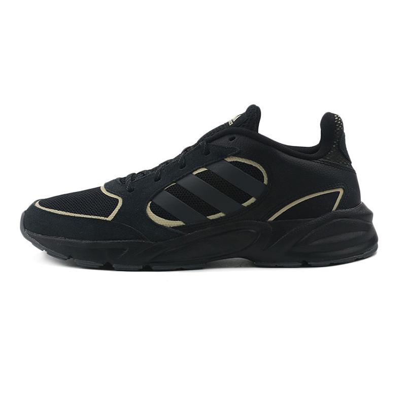 阿迪达斯ADIDAS 90s VALASION 男鞋 运动休闲减震跑步鞋 FW1041