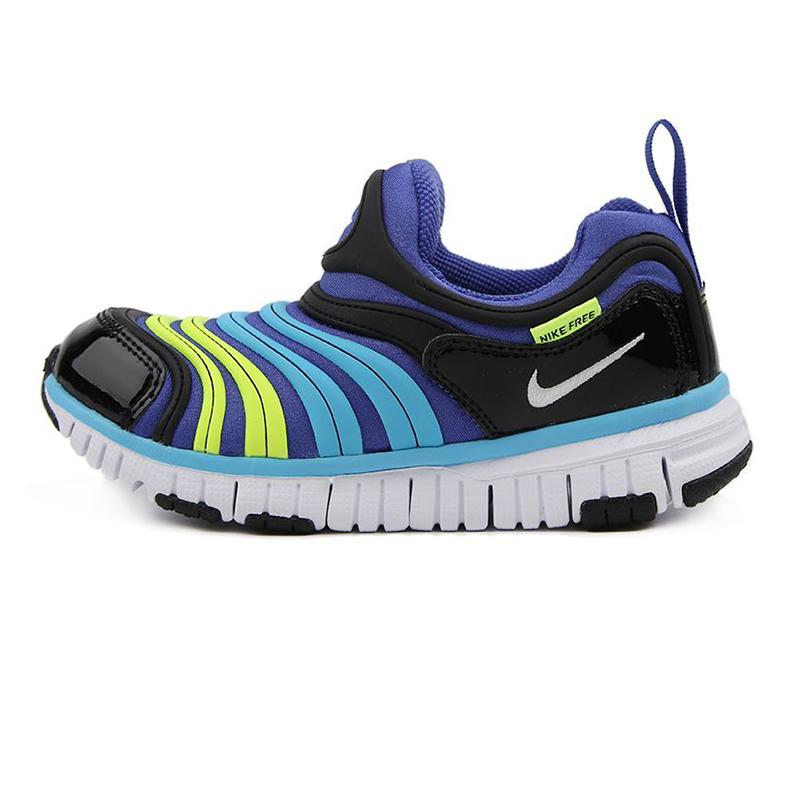 耐克NIKE DYNAMO FREE (PS) 儿童 透气轻便休闲鞋板鞋 343738-434