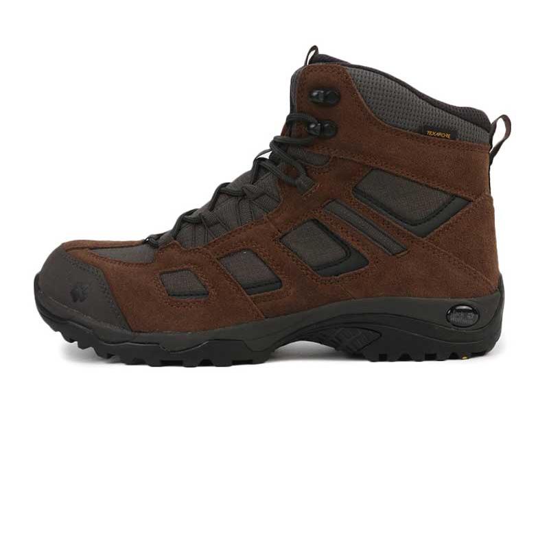 狼爪 Jack wolfskin  男子 防水透气登山鞋 4032371-5690