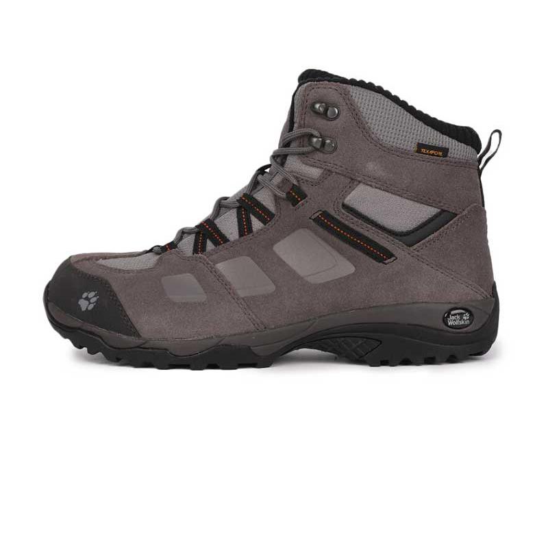 狼爪 Jack wolfskin 男子户外轻越野耐磨透气慢跑鞋登山鞋徒步鞋 4035551-6122
