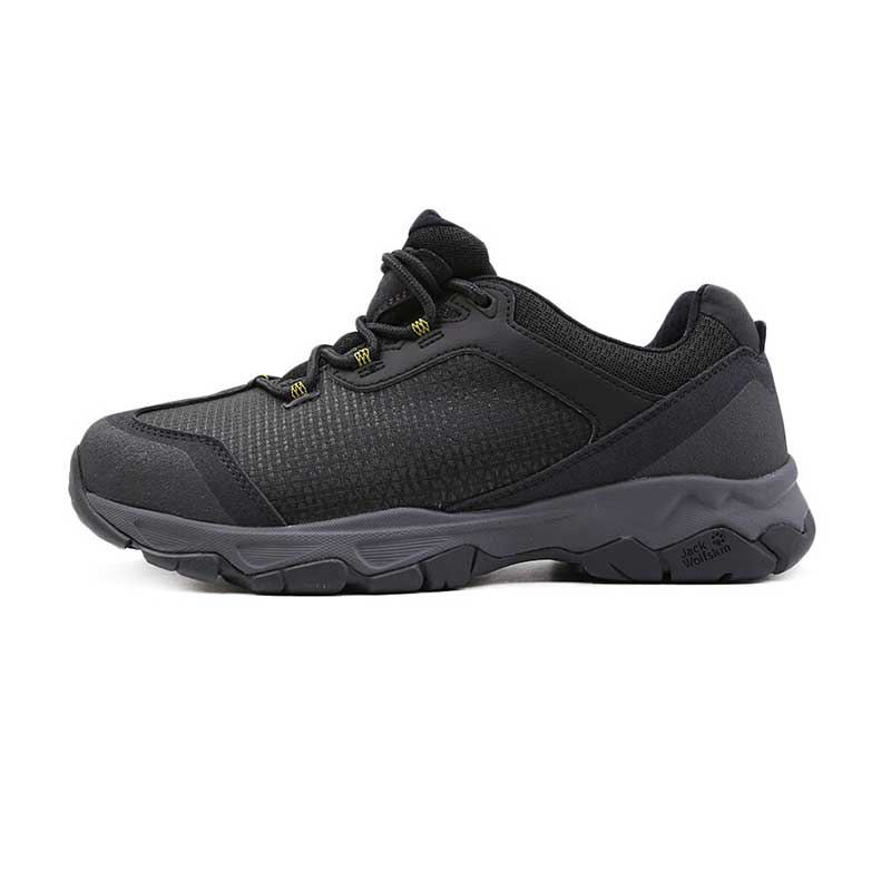 狼爪 Jack wolfskin 男子 户外鞋防滑耐磨徒步鞋 4034501-3802