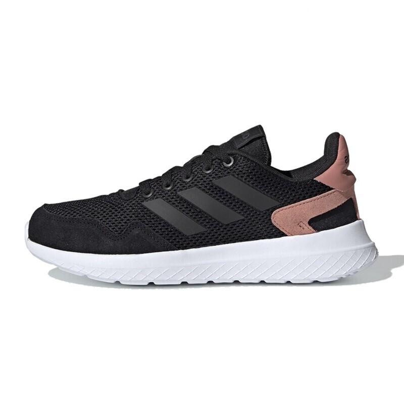 阿迪达斯 adidas 女子 时尚运动鞋减震耐磨透气舒适休闲鞋 EF0451