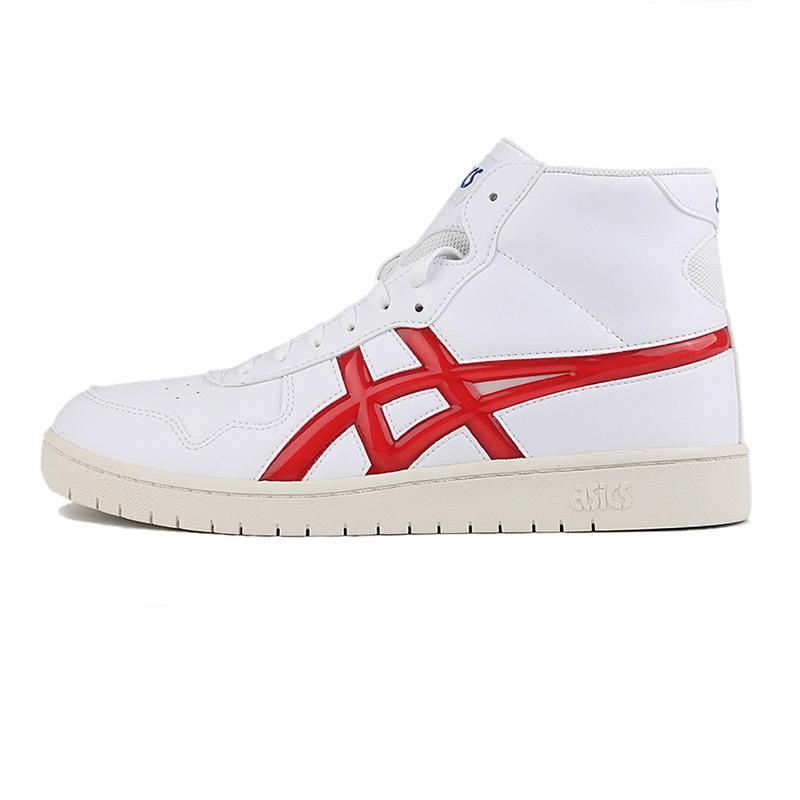 亚瑟士 JAPAN L 男女 新款复刻版轻便透气舒适板鞋耐磨高帮时尚运动休闲鞋 1191A270-101