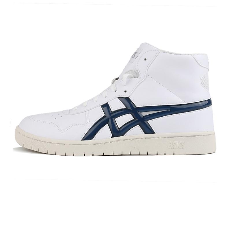 亚瑟士 JAPAN L 男女 复刻版轻便板鞋耐磨高帮休闲鞋 1191A270-100