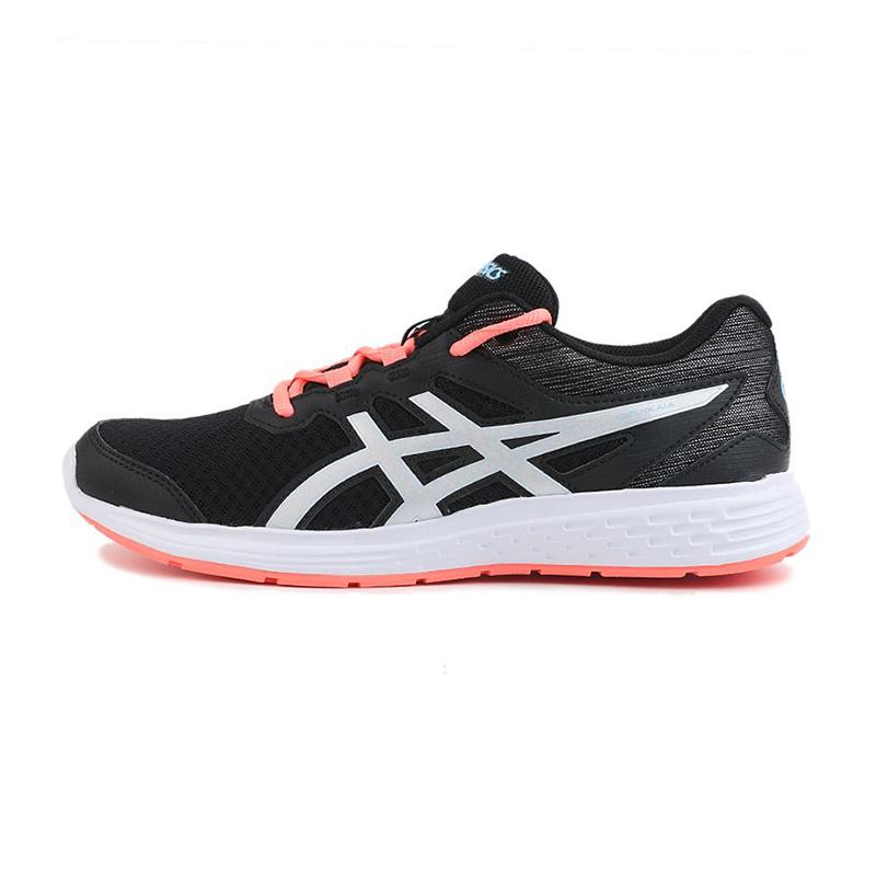 亚瑟士 ASICS 女鞋 GEL-IKAIA 9耐磨减震运动跑步鞋 1012A684-001