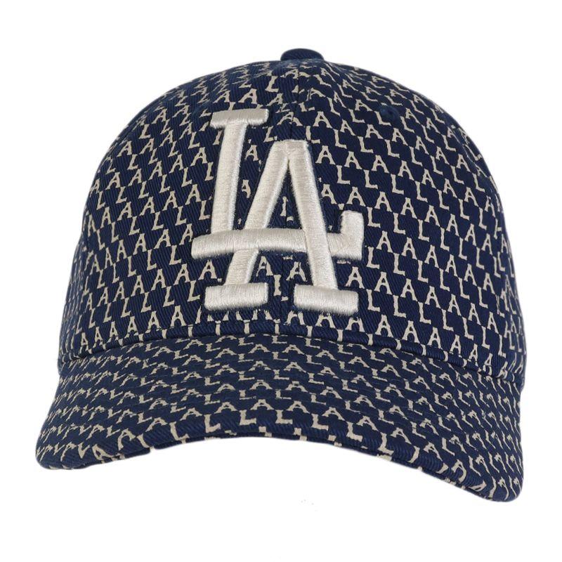 MLB 男女帽 洛杉矶道奇队遮阳帽休闲帽  32CPFB-07N
