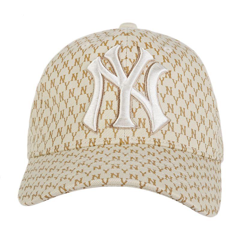 MLB 男女帽  纽约基洋队复古棒球帽防晒鸭舌帽潮流帽子 32CPFB-50B