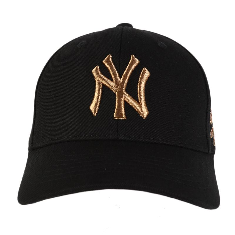 MLB 男女帽 刺绣LOGO运动休闲潮流鸭舌帽  32CPAU-50L