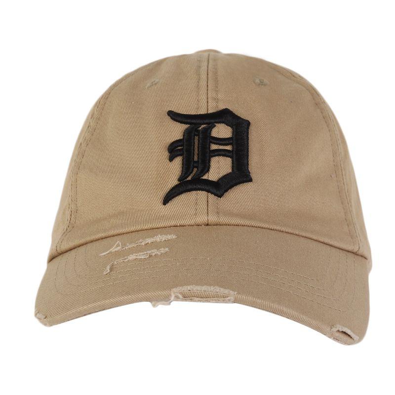 MLB 男女帽 底特律老虎队运动帽休闲帽  32CP79-46B