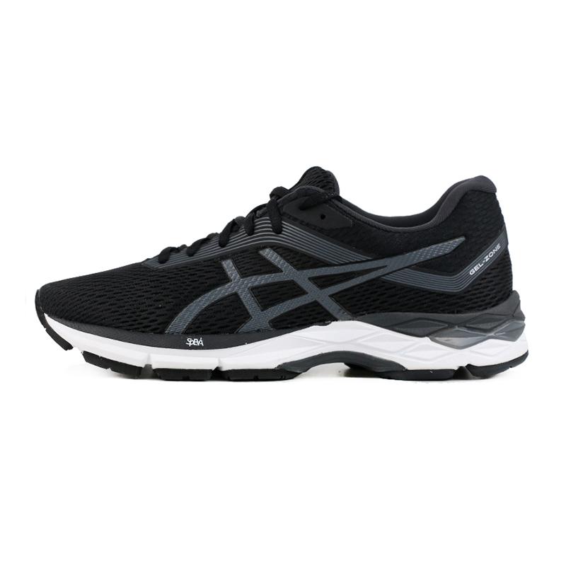 亚瑟士 ASICS  女鞋 运动鞋GEL-ZONE 7舒适缓震耐磨跑步鞋 1012A683-001