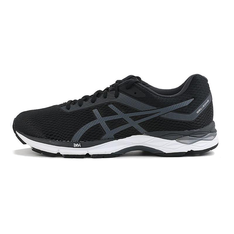 亚瑟士 GEL-ZONE 7 男鞋 轻便透气舒适耐磨防滑时尚休闲运动跑步鞋 1011A799-001