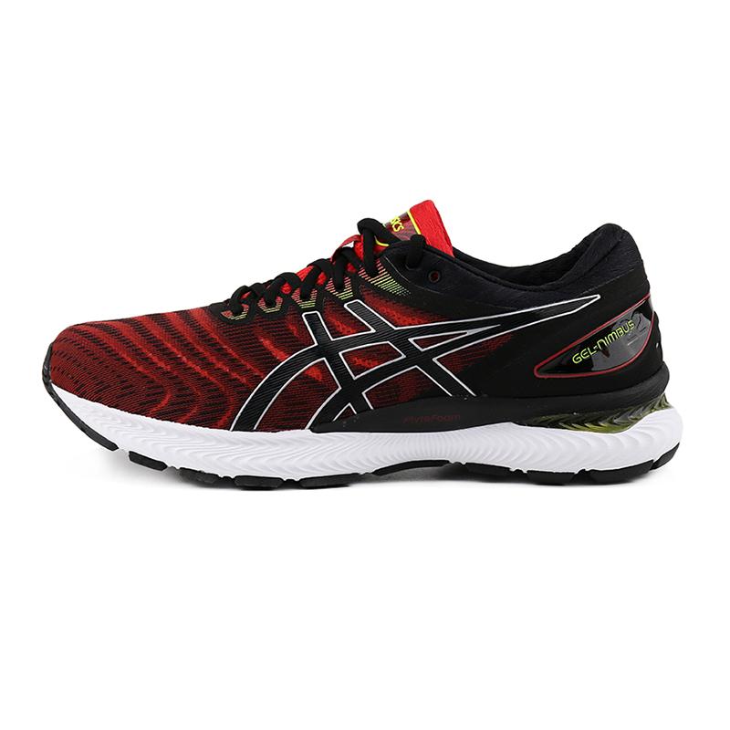 亚瑟士 ASICS GEL-NIMBUS 22 男鞋 运动缓冲减震透气跑步鞋 1011A680-601