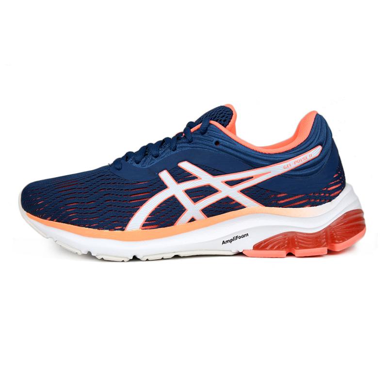 亚瑟士 GEL-PULSE 11 女子秋季新款运动鞋舒适时尚结实耐磨训练健身跑步鞋1012A467-401