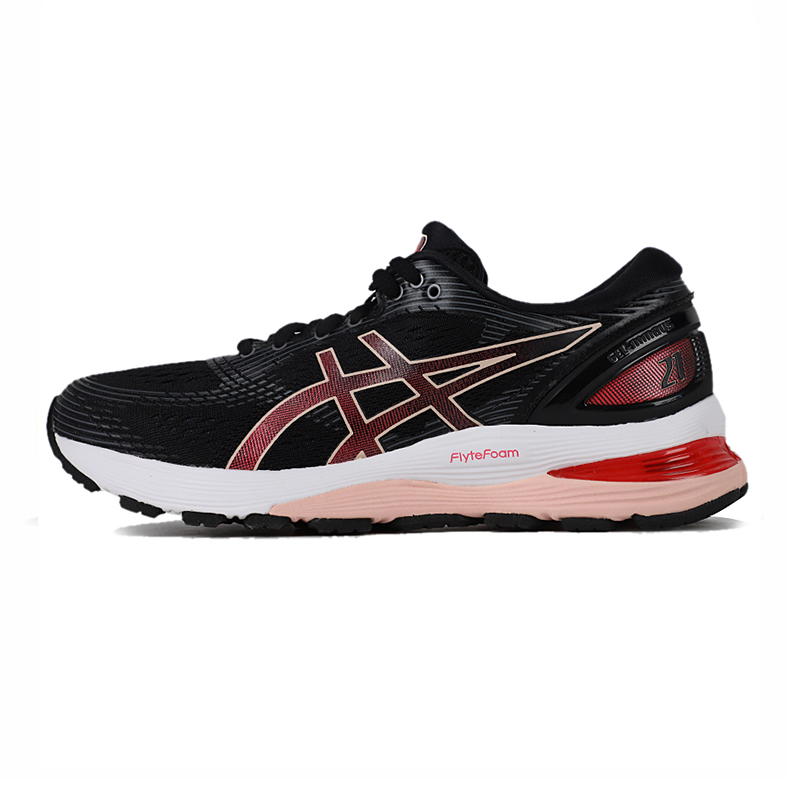 亚瑟士 GEL-NIMBUS 21 女子 跑步鞋 1012A156-002