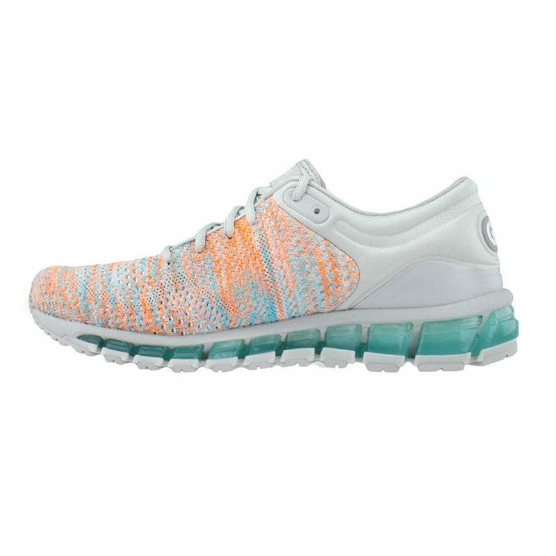 ASICS亚瑟士女鞋 春 运动鞋透气缓冲舒适GEL-QUANTUM 360跑步鞋T890N-9609